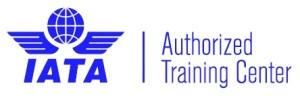 LOGO IATA ATC BLUE
